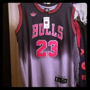 Adidas Bulls Jersey